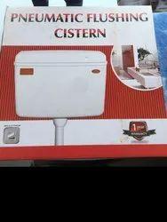 Pneumatic Flushing Cistern