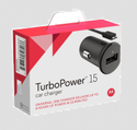 Black Mini Usb Motorola Turbopower 15 Mobile Car Charger Micro-usb Cable 89806n-in