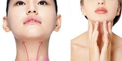Surgical And Non-surgical Double Chin Reduction, For For Correcting Double Chin