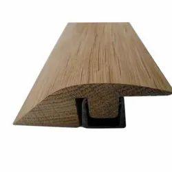 Brown Solid Wooden Reducer Door Threshold