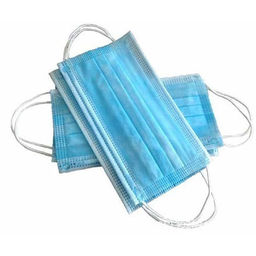 Blue Blue Disposable Disposable Mask Face Face Mask