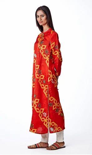 a9bf604bb2d Swati Vijaivargie, Jaipur - Retailer of Layered Assymetrical Shibori ...