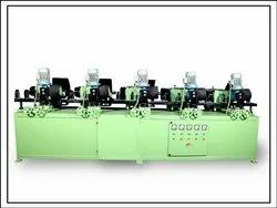 Multihead Steel Tube Polishing machine