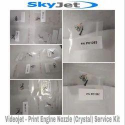 SkyJet - Videojet - Print Engine Nozzle (Crystal) Service Kit