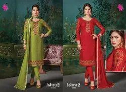 Khushika Designer Churidar Suit