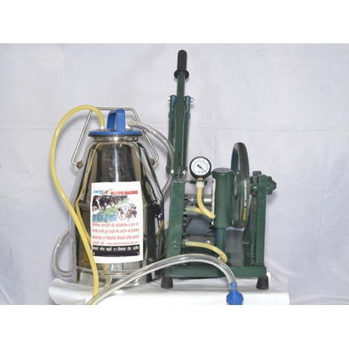 2 In 1 Automatic Milking Machine With Silicon