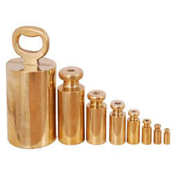 Brass Knob Type Weights