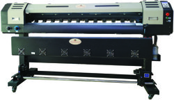 Eco Solvent Printer Machine