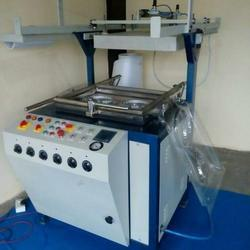 Thermocol Plate Forming Machine