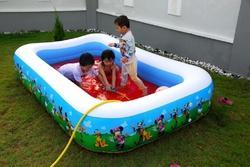Plastic Kids Swimming Pool for Hotels and Amusement Park