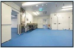 100 Vinyl Flooring Service, Corporate Building, Mumbai