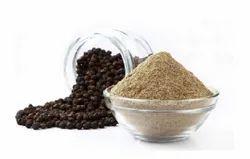 Brown pepper powder