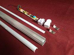 LED Tube Light Kit, For Indoor lighting, LED Bulb Power: 10w And 20w