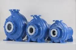 Lined Chemical Process Pumps