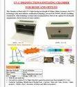Corona Killer U.V-C Light Disinfection/Sanitizing Chamber