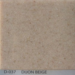 Dijon Beige Acrylic Solid Surface