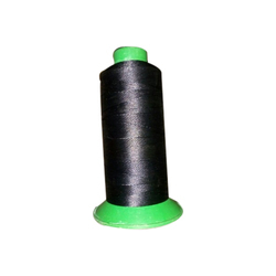 Black High Tenacity Polyester Thread