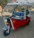 E Vahaan Butterfly Rickshaw