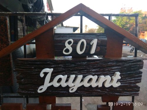 House Name Plates & Photo Frame Manufacturer from Mumbai