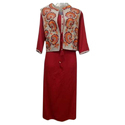3/4th Sleeve Ladies Cotton Kurti