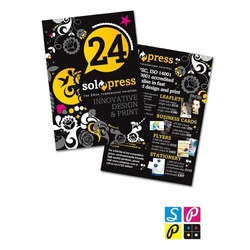 Leaflets Designing And Printing Service