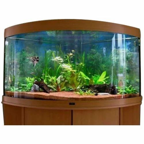 Fish Aquarium At Rs 15000 Piece फ श एक व र यम Fish
