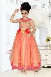 Kids Aari Embroidery Dress