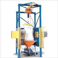 Jumbo Bag Debagging System Cement Debagging System