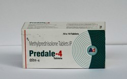 Methylprednisolone 4 Mg Tablets