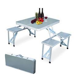 Incredible Portable Picnic Table At Best Price In India Download Free Architecture Designs Scobabritishbridgeorg