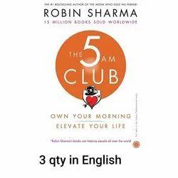 The 5 Am Club Novel Book