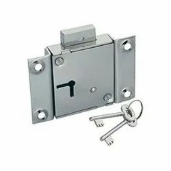 NXG Wardrobe And Cabinet Universal Cup Board Lock, For Office Or Furniture, Stainless Steel