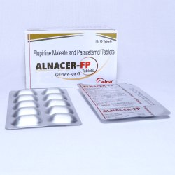 Flupirtine Maleate and Paracetamol Tablets