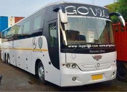 Jabalpur Nagpur Mercedes Benz Daily Coach