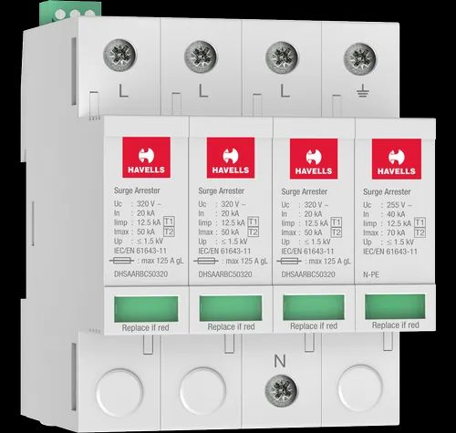 Type 1 2 Ac Surge Protection Devices Tp N