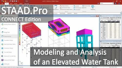 Staad Pro Ce Training 3d Structural Analysis And Design Software At Rs 12000 Person Training Services Khaas Engineers Consultants Chennai Id 21789576588
