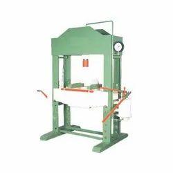 Di-133 Hydraulic Press H Type Hand Operated