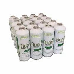 Fluoro R134a Refrigerant Gas