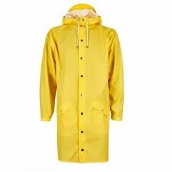 PVC Long Raincoat