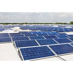 Domestic Rooftop Solar Power Plant