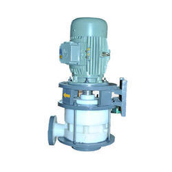 Vertical Polypropylene Monoblock Pump, Capacity: Up to 70 m3 / hr