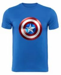 Round Neck DRY-FIT T-shirt