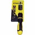 Stanley Stht68010-8 H Ratchet Screwdriver Set Pack Of 1