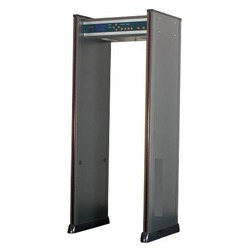 8 Zone Metal Detector