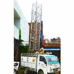 Aluminium Truck Ladder