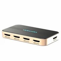 Hdmi Switcher 5 Input 1 Output