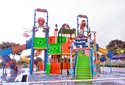 7 Platform Multi Water Play System