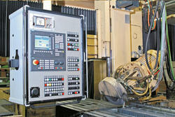 CNC Machine Reconditioning Service