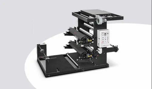 KTL-21200 Two Color Flexo Printing Machine