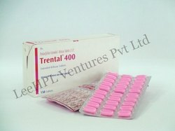 -Trental SR 400mg Tablet